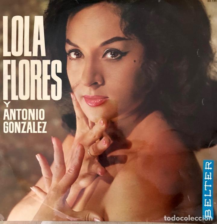 LOLA FLORES (Música - Discos - LP Vinilo - Flamenco, Canción española y Cuplé)