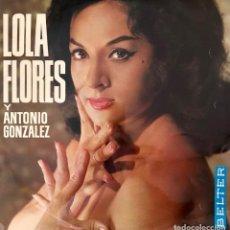 Discos de vinilo: LOLA FLORES. Lote 255341360