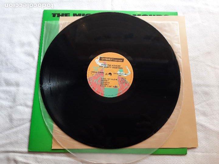 Discos de vinilo: THE MIGHTY DIAMONDS -PASS THE KOUCHIE- (1984) LP DISCO VINILO - Foto 4 - 255349060
