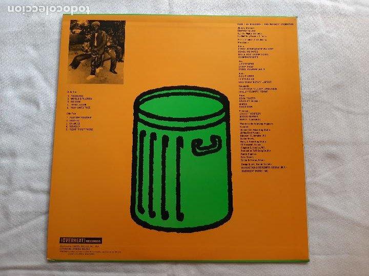 Discos de vinilo: THE MIGHTY DIAMONDS -PASS THE KOUCHIE- (1984) LP DISCO VINILO - Foto 8 - 255349060