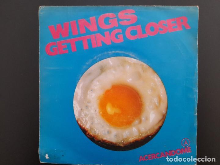 PAUL MCCARTNEY - WINGS - BEATLES - GETTING CLOSER - SINGLE - - 1979 (Música - Discos - Singles Vinilo - Pop - Rock - Internacional de los 70)