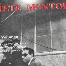 Disques de vinyle: SEIS DISCOS PEQUEÑOS, DESTACA TETE MONTOLIU.. Lote 255376130