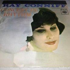 Discos de vinilo: RAY CONNIFF-CONCERT IN RHYTHM-ORIGINAL ESPAÑOL 1963. Lote 255377655