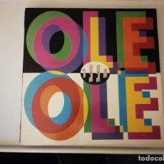 Discos de vinilo: LP-OLE OLE- - AÑO 1990-. Lote 255377740