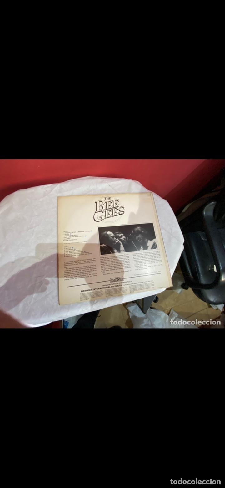 Discos de vinilo: Lote 6 discos de música grandes Bee Gees . Ver fotos - Foto 3 - 255378835