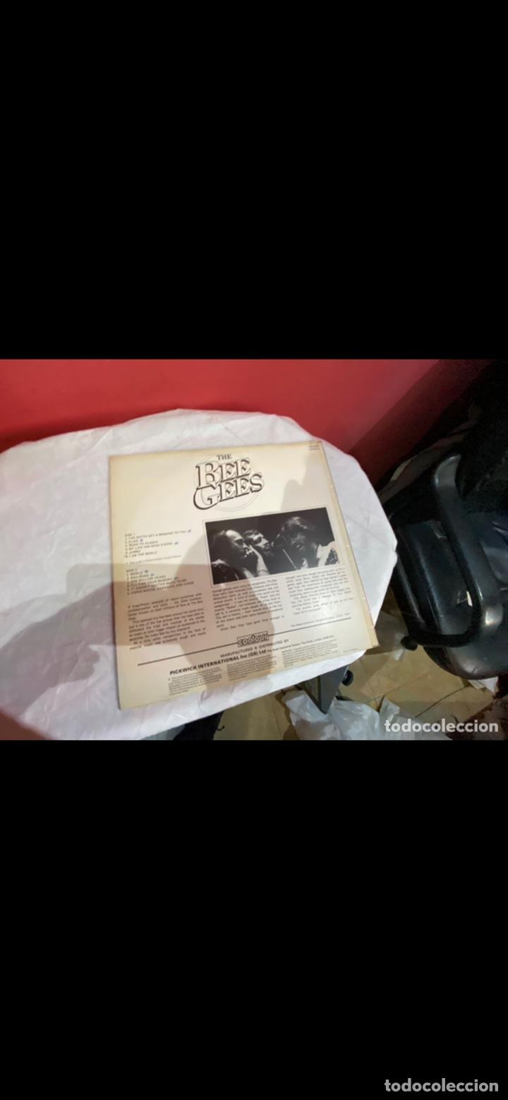 Discos de vinilo: Lote 6 discos de música grandes Bee Gees . Ver fotos - Foto 4 - 255378835