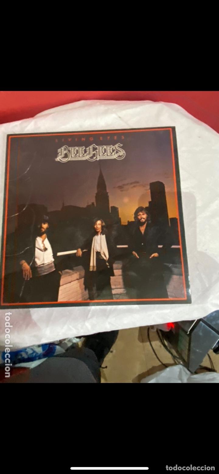Discos de vinilo: Lote 6 discos de música grandes Bee Gees . Ver fotos - Foto 6 - 255378835