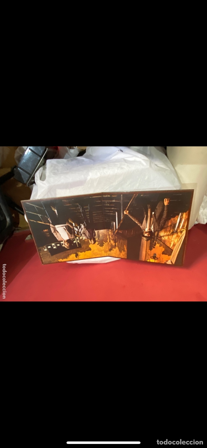 Discos de vinilo: Lote 6 discos de música grandes Bee Gees . Ver fotos - Foto 7 - 255378835