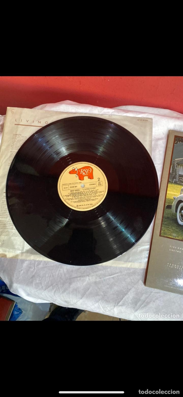 Discos de vinilo: Lote 6 discos de música grandes Bee Gees . Ver fotos - Foto 8 - 255378835