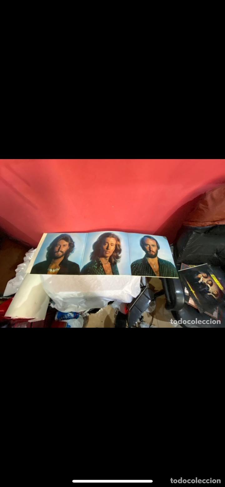 Discos de vinilo: Lote 6 discos de música grandes Bee Gees . Ver fotos - Foto 11 - 255378835