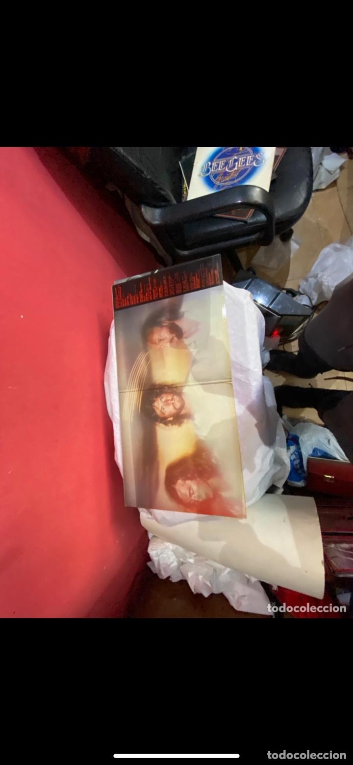 Discos de vinilo: Lote 6 discos de música grandes Bee Gees . Ver fotos - Foto 14 - 255378835