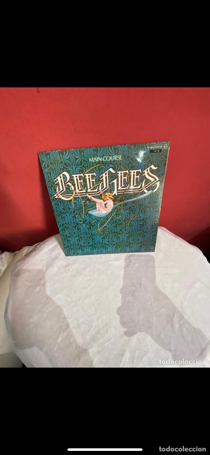 Discos de vinilo: Lote 6 discos de música grandes Bee Gees . Ver fotos - Foto 15 - 255378835