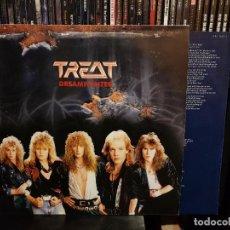 Discos de vinilo: TREAT - DREAMHUNTER. Lote 255385475