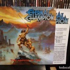 Discos de vinilo: ETERNAL CHAMPION - THE ARMOR OF IRE. Lote 255385765