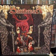 Discos de vinilo: BATTLEROAR - CODEX EPICUS. Lote 255385975