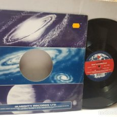 Discos de vinilo: MAXI SINGLE 33 -ROCHELLE-LOVE IS A BATTLEFIELD EN FUNDA ORIGINAL AÑO 1996. Lote 255386115