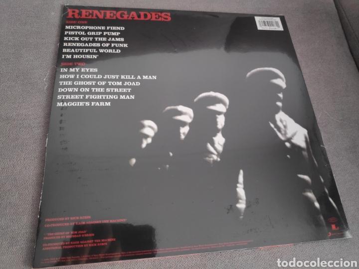 Discos de vinilo: Álbum lp disco vinilo Rage Against the machine Renegades nuevo - Foto 2 - 255386510