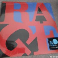 Discos de vinilo: ÁLBUM LP DISCO VINILO RAGE AGAINST THE MACHINE RENEGADES NUEVO. Lote 255386510