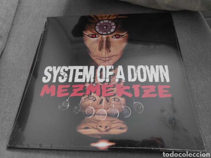 ÁLBUM LP DISCO VINILO SYSTEM OF A DOWN MEZMERIZE NUEVO (Música - Discos - LP Vinilo - Heavy - Metal)