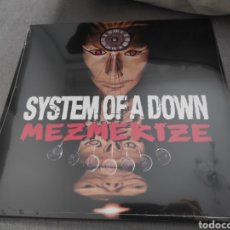Discos de vinilo: ÁLBUM LP DISCO VINILO SYSTEM OF A DOWN MEZMERIZE NUEVO. Lote 255387050