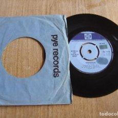 Discos de vinilo: DONOVAN - BARABAJAGAL / TRUDY - ENGLAND - PYE 1969. PROBADO. Lote 255413740
