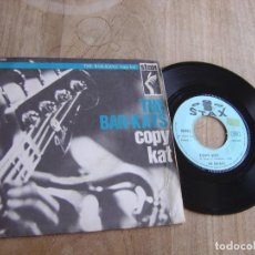 Discos de vinilo: THE BAR-KAYS. -COPY KAT- FRANCE. PROBADO. Lote 255415680