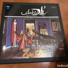 Disques de vinyle: SALVADOR DALI OPERA-POEMA ETRE DIEU. Lote 255415720