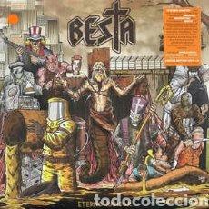 Discos de vinilo: BESTA–ETERNO RANCOR. LP VINILO EDICIÓN LIMITADA A COLOR. PRECINTADO.. Lote 255416505