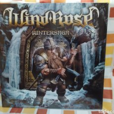 Discos de vinilo: WIND ROSE – WINTERSAGA. LP VINILO PRECINTADO. HEAVY METAL POWER METAL. Lote 255423100