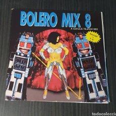 Discos de vinilo: RECOPILATORIO / DOBLE VINILO GATEFOLD 1991 SPAIN / BOLERO MIX 8. Lote 255425735