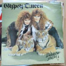 "Discos de vinilo: GYPSY QUEEN - THE SNARL' N STRIPES (12"", EP) (1987/UK). Lote 255425785"