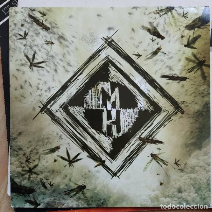 "MACHINE HEAD - LOCUST (10"") (2011/UK) (NUEVO) (Música - Discos de Vinilo - Maxi Singles - Heavy - Metal)"