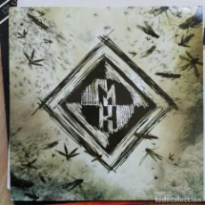 "Discos de vinilo: MACHINE HEAD - LOCUST (10"") (2011/UK) (NUEVO). Lote 255427660"