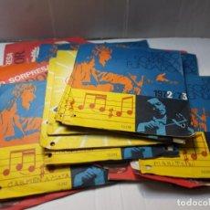 Discos de vinilo: SINGLES PROMOCIONALES FUNDADOR Y OTRO LOTE 19 ALGUNO INTERESANTE. Lote 255433555