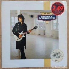 """Discos de vinilo: GARY MOORE - EMPTY ROOMS (12"""") (1985/UK). Lote 255440775"""