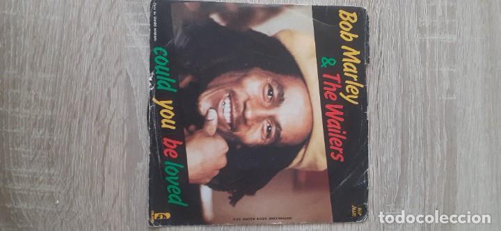 BOB MARLEY COULD YOU BE LOVE + ONE DROP (Música - Discos - Singles Vinilo - Reggae - Ska)