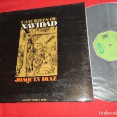 Discos de vinilo: JOAQUIN DIAZ CANCIONES DE NAVIDAD LP 1974 MOVIEPLAY GATEFOLD EX. Lote 255445240