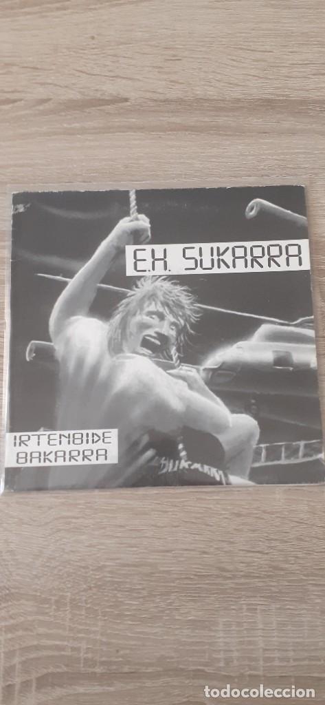 EH SUKARRA ZU GABE + 1 (Música - Discos - Singles Vinilo - Punk - Hard Core)