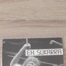 Discos de vinilo: EH SUKARRA ZU GABE + 1. Lote 255454185