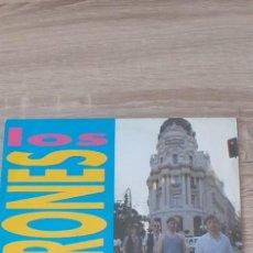 Discos de vinilo: LOS BERRONES ANIMAL DE DISCO BAR. Lote 255454500