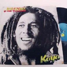 Discos de vinilo: BOB MARLEY-LP KAYA. Lote 255464500
