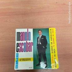 Discos de vinilo: MANOLO ESCOBAR. Lote 255469360