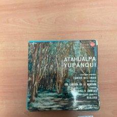 Discos de vinilo: ATAHUALPA YUPANQUI. Lote 255469500