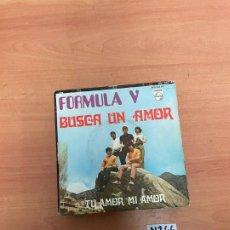 Discos de vinilo: BUSCA UN AMOR. Lote 255469790