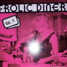 Discos de vinilo: L.P. VARIOUS - FROLIC DINER #VOL. 5 (ROMULAN). Lote 255473925