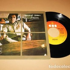Discos de vinilo: LEONARD COHEN - SUZANNE - SINGLE - 1976 - EDICION ESPAÑOLA. Lote 255475550