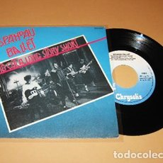 Discos de vinilo: SPANDAU BALLET - RESUMIENDO (TO CUT A LONG STORY SHORT) - SINGLE - 1980. Lote 255475905