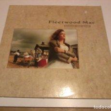 Discos de vinilo: FLEETWOOD MAC LP BEHIND THE MASK UK.1990 POSTER PROMO DE LA CASA DE DISCOS. Lote 255489595