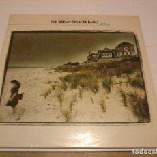 Discos de vinilo: JEREMY SPENCER LP FLEE USA.1979 ENCARTE LETRAS. Lote 255490025
