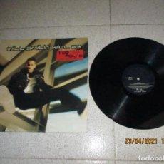 Discos de vinilo: WILL SMITH - WILL 2K - MAXI - COLUMBIA - LV -. Lote 255490170
